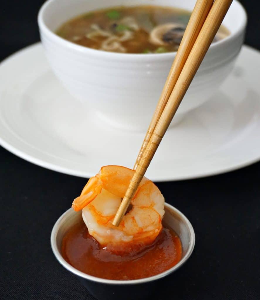 Shabu Shabu dipping sauce