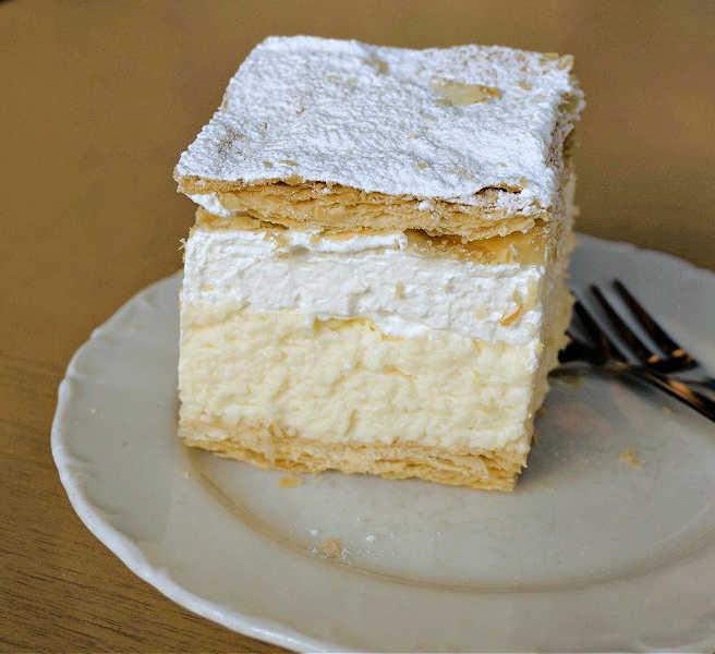 Slavic Cream Cake