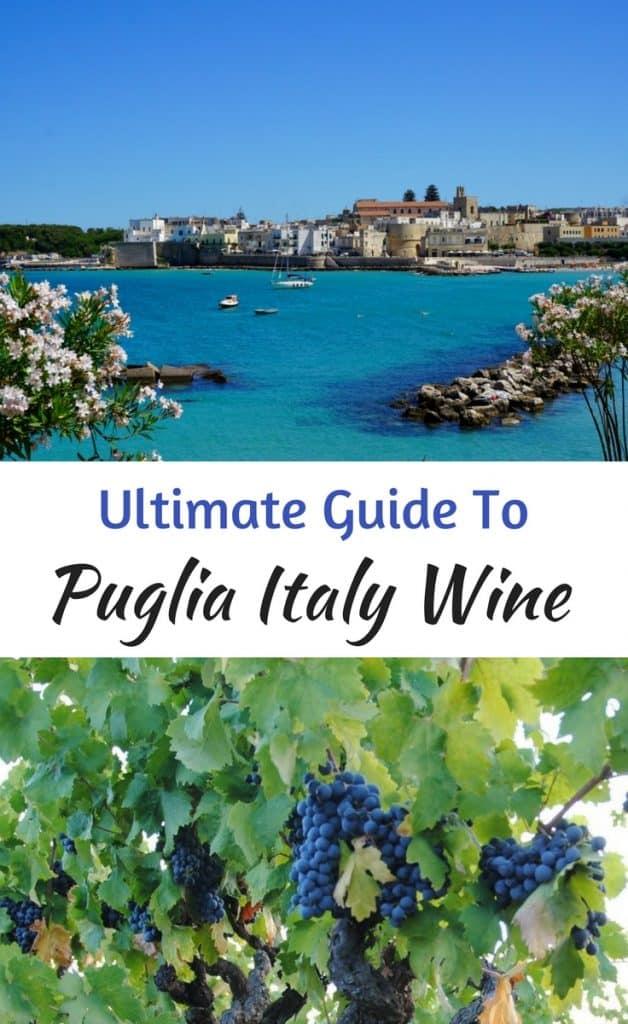 Puglia Italy Wine Guide
