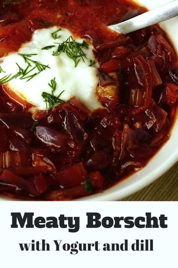 Meaty Borscht