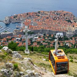 Take the Dubrovnik Cable Car or Hike Croatia's Mount Srd?