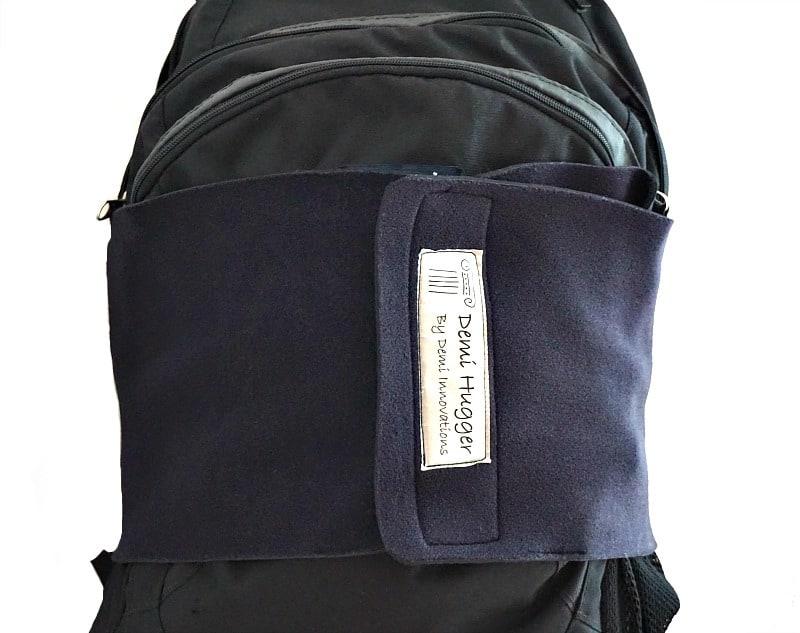 luggage-strap demi hugger