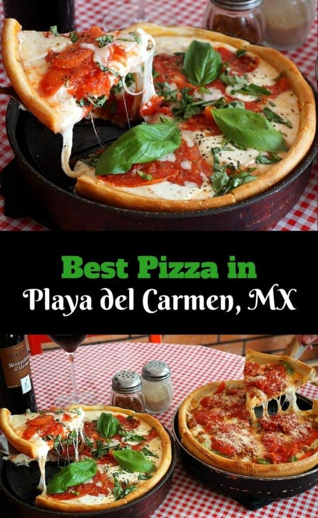 Don Chendos Pizza Playa