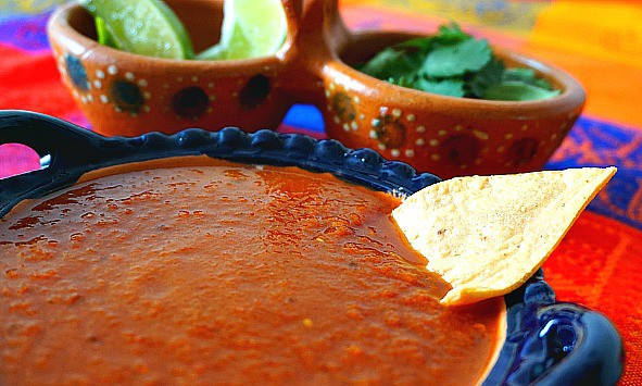 Red Enchilada Chile Sauce