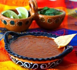 Red Enchilada Chili Sauce