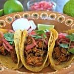 Cochinita Pibil – Yucatan Slow Cooked Pork