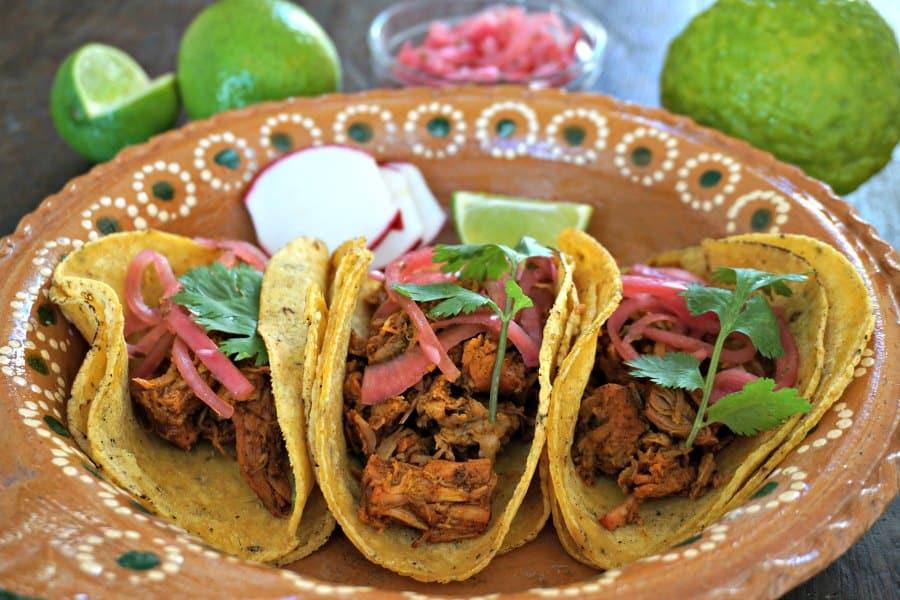 cochinita pibil - yucatan slow cooked pork