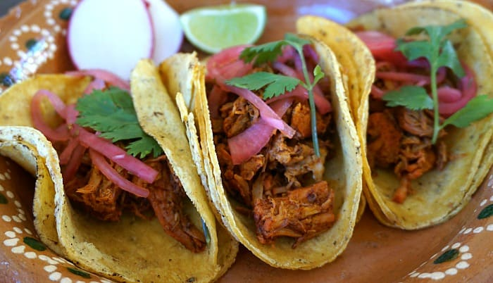 Cochinita Pibil - Yucatan Slow Cooked Pork