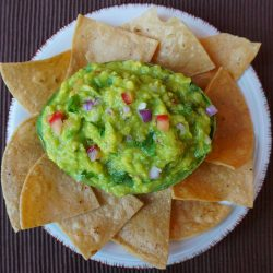Ultimate Guacamole Dip