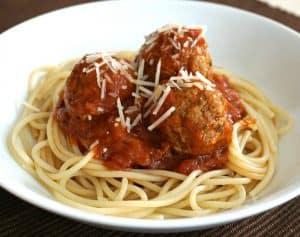 Perfect Italian Meatballs