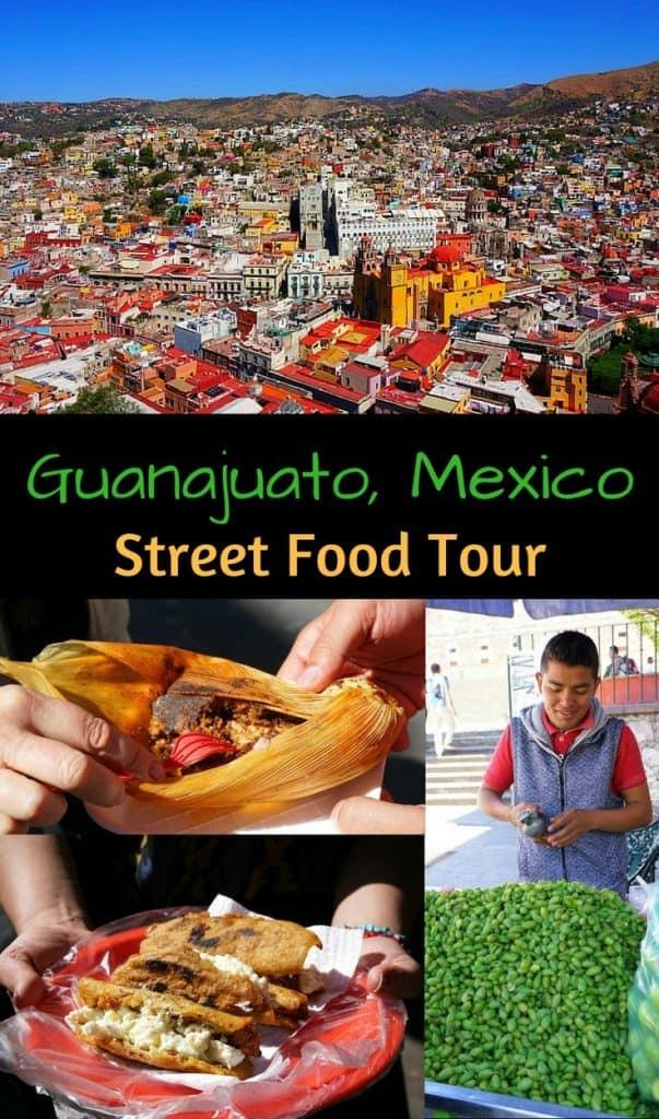 Guanajuato Steet Food Tour