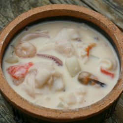 New England Style Seafood Chowder