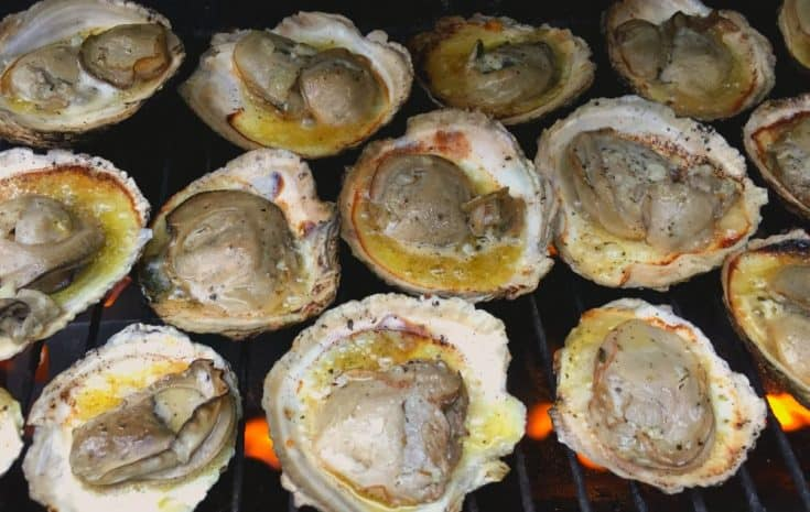 Easy Grilled Oysters