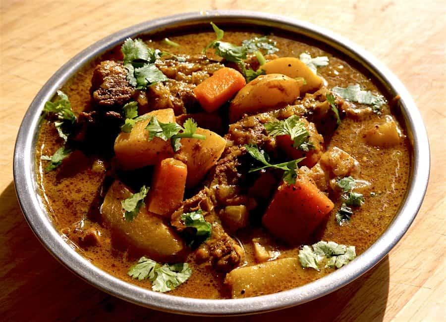 Cape Malay Lamb Curry