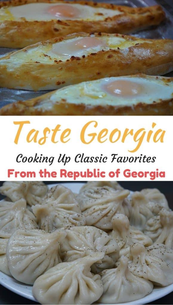 Taste Georgia