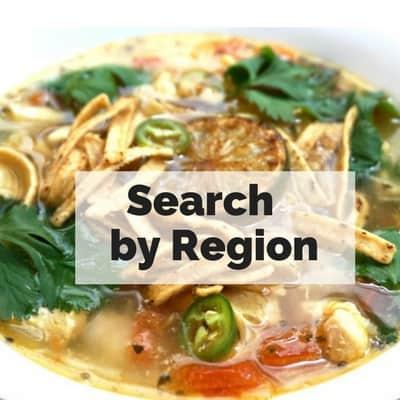 Search by Region
