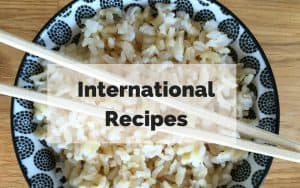 International Recipe Collection