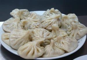 Georgian Khinkali Dumplings