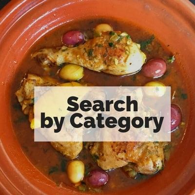 search recipes by category