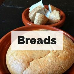 International Cuisine Breads