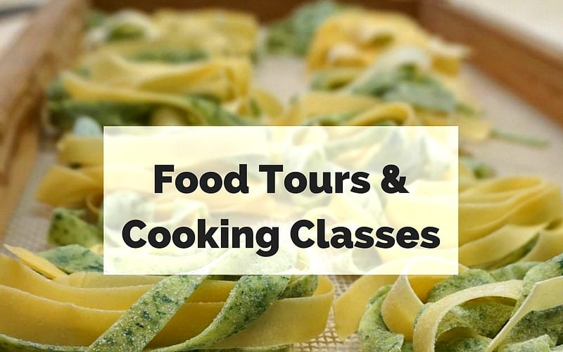 Cooking Classes and Food Tours Around The World