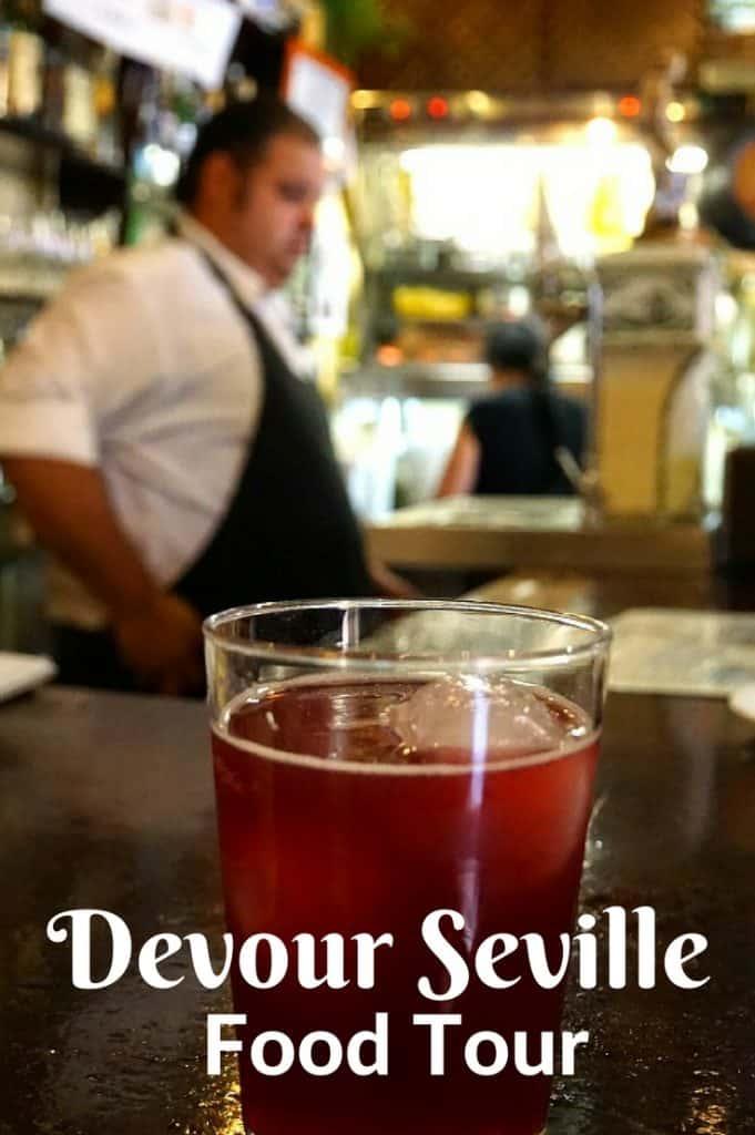 Devour Seville Culture Food Tour