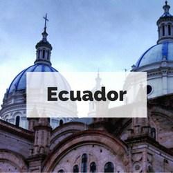 Travel in Ecuador