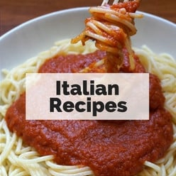 International Italian Recipes