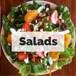 International Recipes Salads