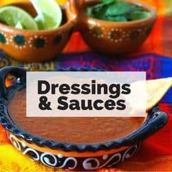 international dressings and sauces