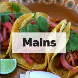 International Recipes - Mains