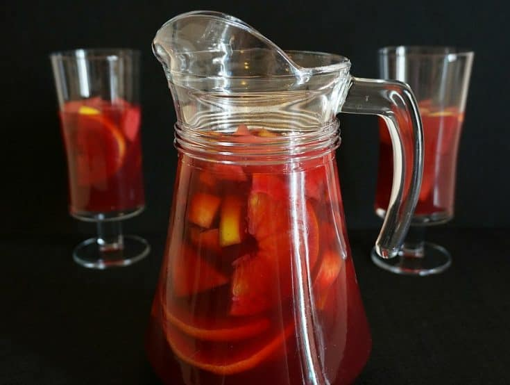 Ultimate Red Wine Sangria