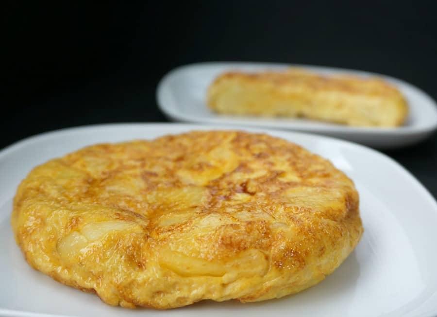 Mini Spanish Tortilla