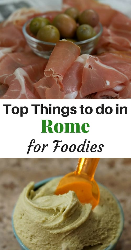 Rome Italy for Foodies