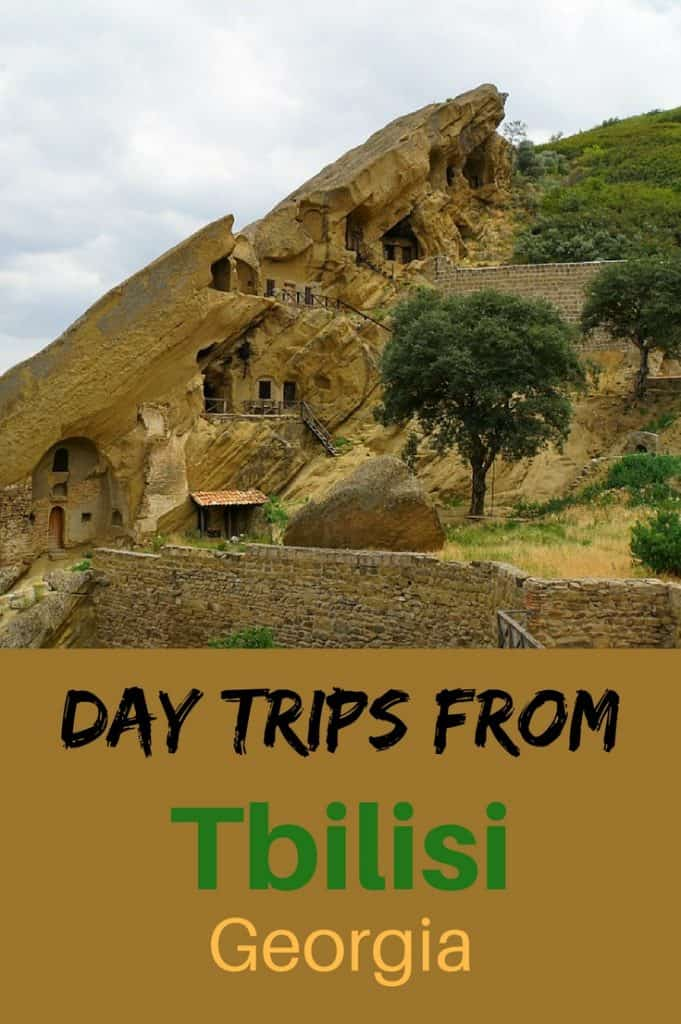 Day Trips from Tbilisi Georgia