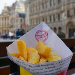 What to Eat in Brussels Belgium