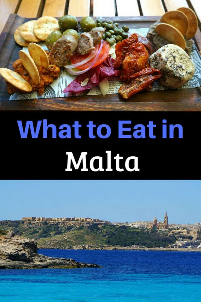 What to eat in Malta