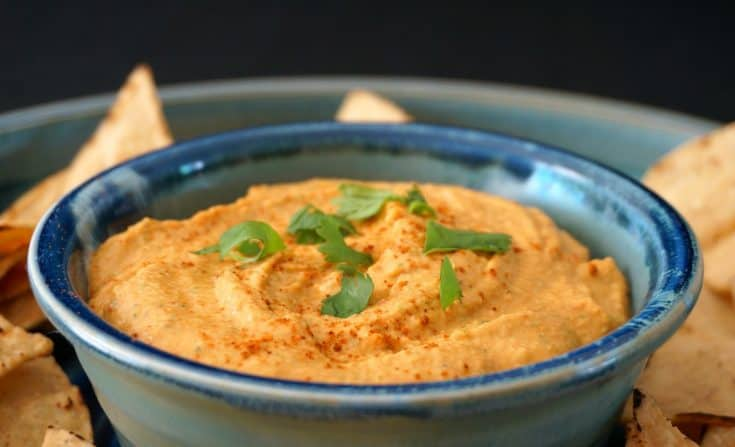 Spicy Hummus Recipe