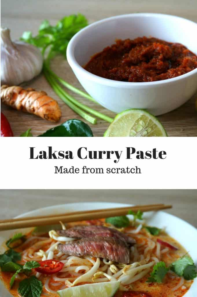 Laksa Malaysian Curry