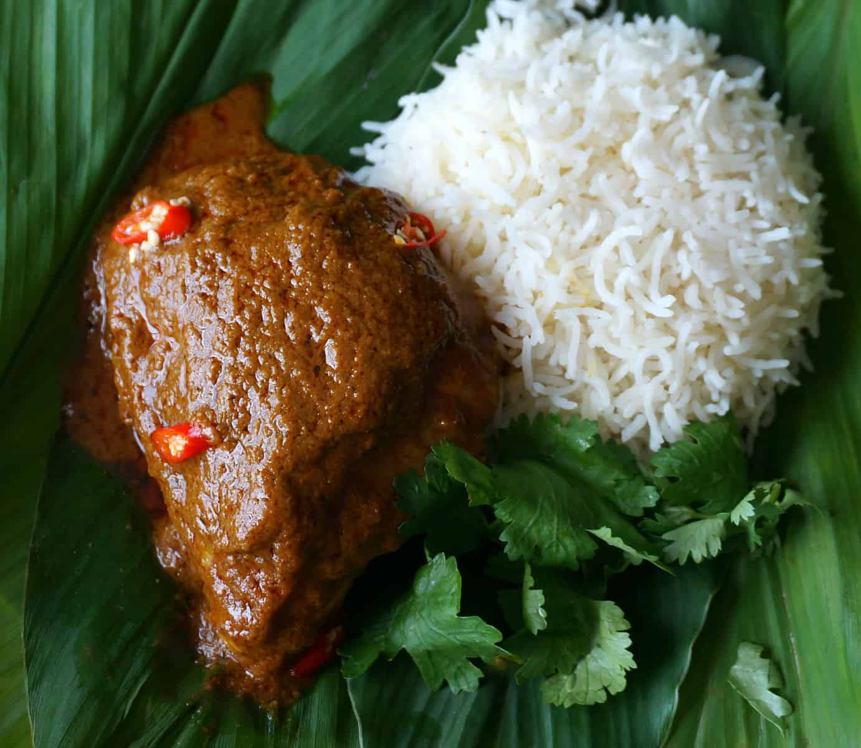 Chicken Rendang Recipe