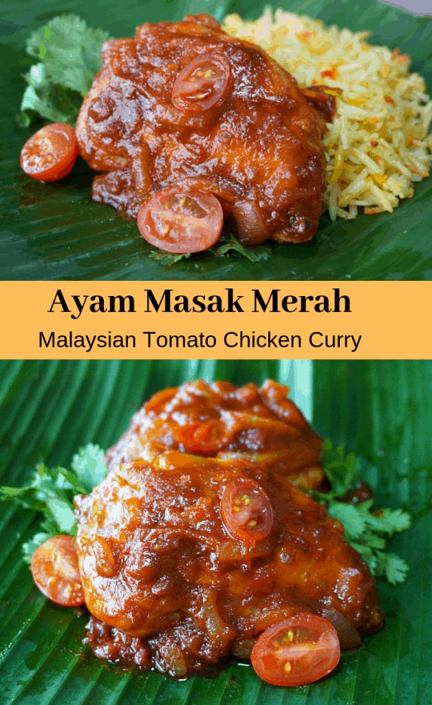 Tomato Chicken Curry Recipe