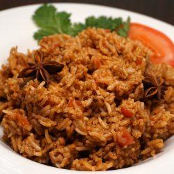 Nasi Tomato – Tomato Rice