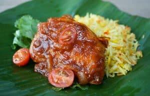 Ayam Masak Merah Recipe