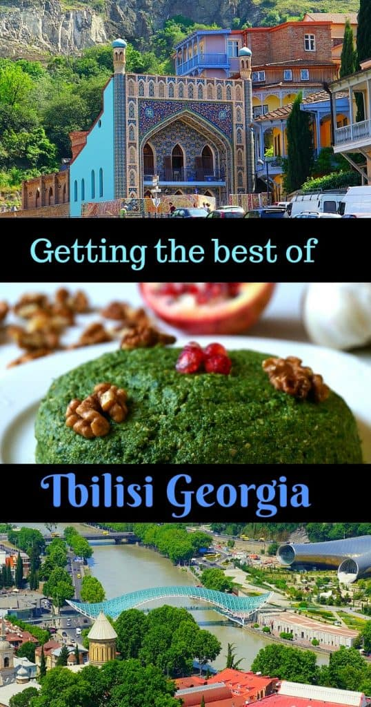 Tbilisi Cuisine and Activities