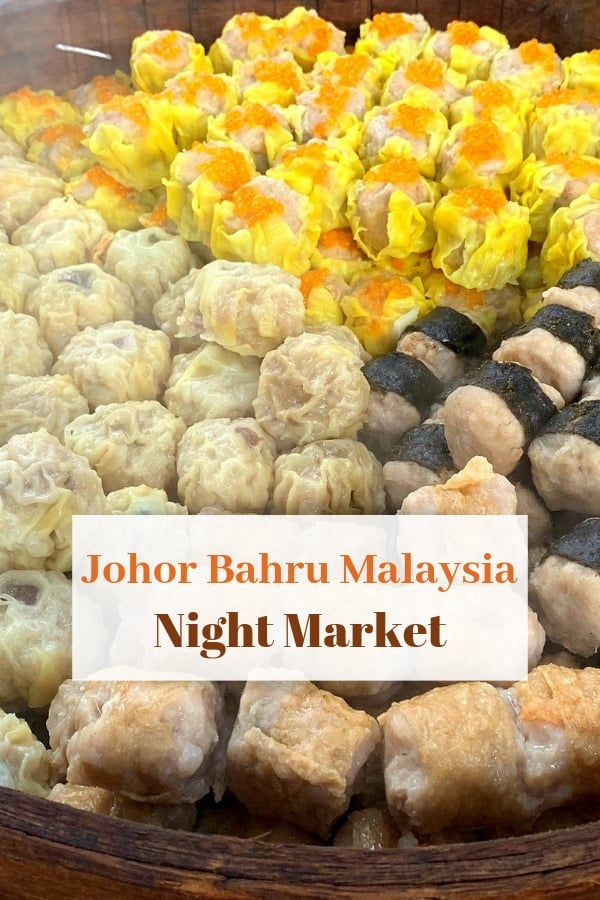 Johor Bahru Night Markets