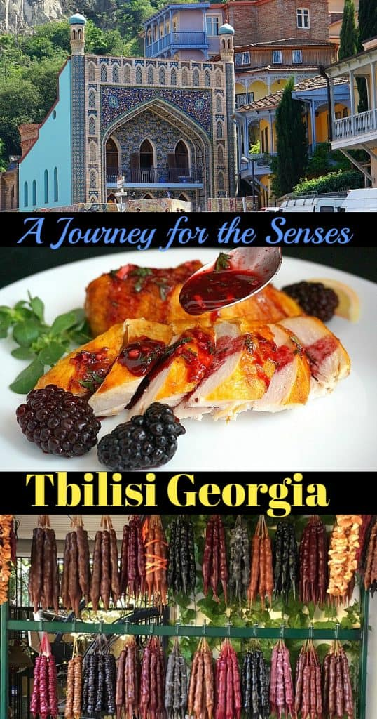 Tbilisi Georgia Cuisine & Culture