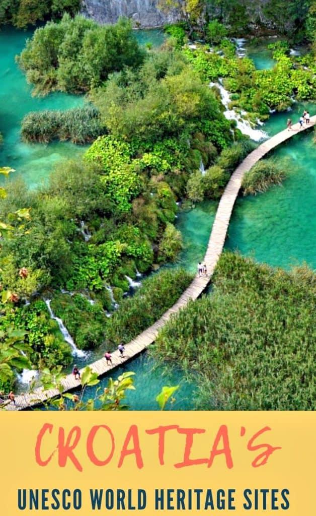 Croatia UNESCO sites