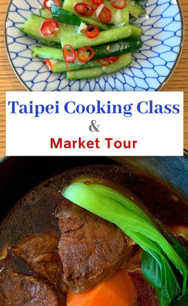 Taiwan Cooking Class