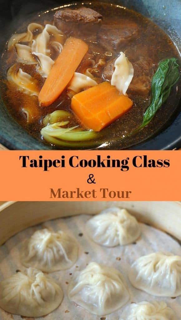 Taipei Cooking Class