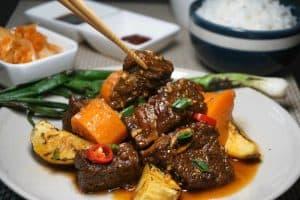 Korean Short Ribs Recipe